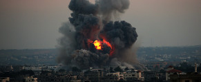 Israel launches offensive against Gaza Strip